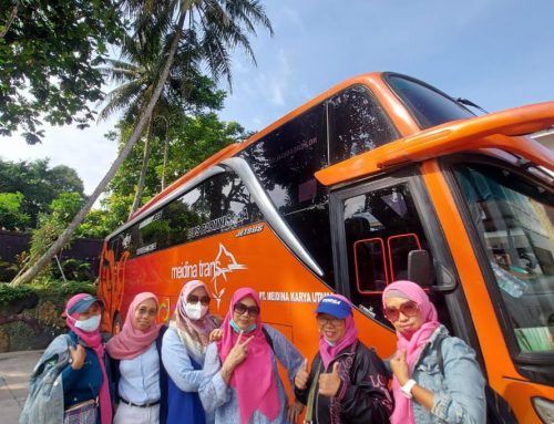 Sewa Big Bus Pariwisata